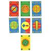 TUTTO(フォレ・ロッテ):カードの種類はこんな感じ