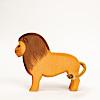 G80139 ライオン(雄):【参考】オストハイマーのライオン