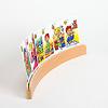 木製カードホルダー: