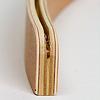 木製カードホルダー:このようなバリがあり得ます。