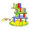 ヴィラ・パレッティ:さらに、ゲーム中その柱は二度と動かせません。