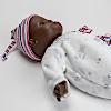 シルトクレートベビー 黒人: