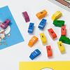 ねずみの競争:ねずみの裏には1〜7の数字があり、これが得点となる。