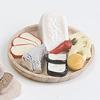 チーズとパン:チーズの盛り合わせ