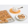アップルパイ:生クリームとお皿付き