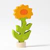 オレンジの花:
