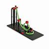 力と運動学習キット (原題:Dynamic L):どの高さから転がせば、ループが成功するでしょうか?