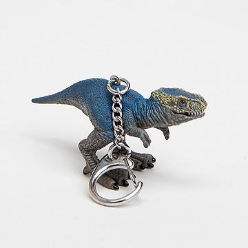 恐竜キーホルダーティラノサウルス