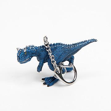 恐竜キーホルダーカルノタウルス