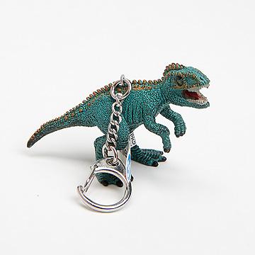 恐竜キーホルダーギガノトサウルス