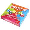 オフビート OFF Beat:よく見ると筒状のスリーブに入っているのがわかります。