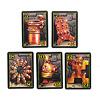 インカの黄金 完全日本語版:ボーナスとなる遺物カード