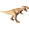 コンタモダイナソー ティラノサウルスL: