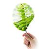 フィボナッチツリー グリーン: