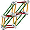 4次元中級 4次元の角柱と角錐: