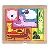 森のどうぶつパズル:パズル