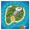 ウミガメの島:ボード表面