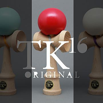 TK16 ORIGINAL赤紅 AKABENI