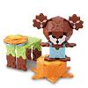 LaQ スイートコレクション テディ:テディとおいしいパンケーキ