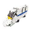 LaQ トレイン N700系新幹線のぞみ: