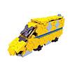 LaQ トレイン 923形ドクターイエロー: