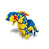 LaQ ダイナソーワールド スピノサウルス: