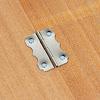 将棋盤6号:蝶番は金属製