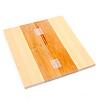 将棋盤6号:比較用:将棋盤・駒セットの盤の裏面