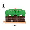33574 列車車庫:屋根に明り取り窓があるのがリアル