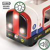 33867 ライト&サウンド付メトロ列車: