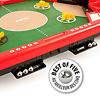 34019 ピンボールバトル:相手のゴールに入った玉は、自動的に自分側のスコアボードセクションに入り、得点が一目でわかるようになっています。