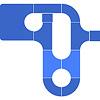 AQ530カナルロック・ハーバーマリーナセット:Tセクションを追加した組み方です。