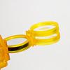 オプティックワンダー 黄:さらに重ねて4倍に