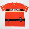 消防士2点セット:Tシャツ前側