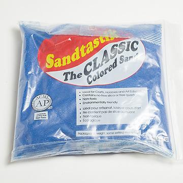 サンドセラピー用砂各色青
