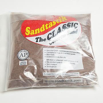 サンドセラピー用砂各色茶色