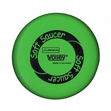 ソフトソーサー緑