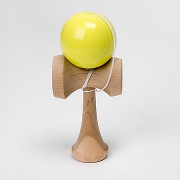 小けん玉小けん玉(レモン)