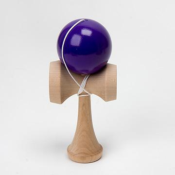 小けん玉小けん玉(紫)