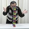 相沢康夫積み木ショー2011:ネフスピールのパラパラ落ち