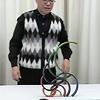 相沢康夫積み木ショー2011:アークレインボウ・パターン・コンペのグランプリ作品「TSUBASA」