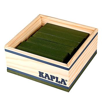 KAPLA®カラー40オリーブグリーン(緑)