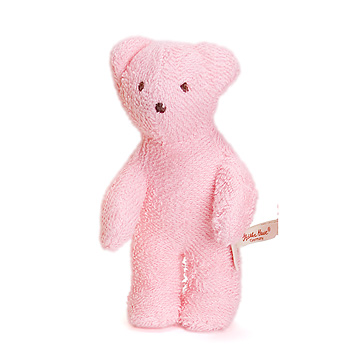タオルぐま(小)ピンク