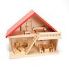 バウアー社の人形の家:人形は別売です。