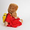 人形用ランドセル:ジルケ人形(小)に背負わせたイメージ(人形は別売)