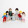 7人家族セット: