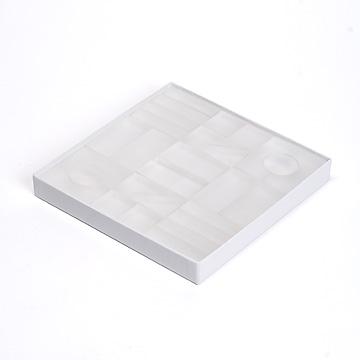 Lumiブロック紙箱入りホワイト