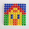 リモーザプレート四角:はめこむカラフルなパーツは別売です。