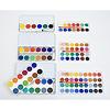 絵の具36色:右列の一番下