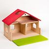 庭付き人形の家: